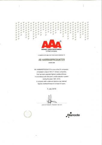 AAA-diplom