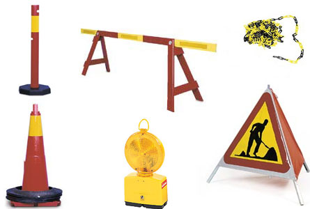 9 Road safety signs